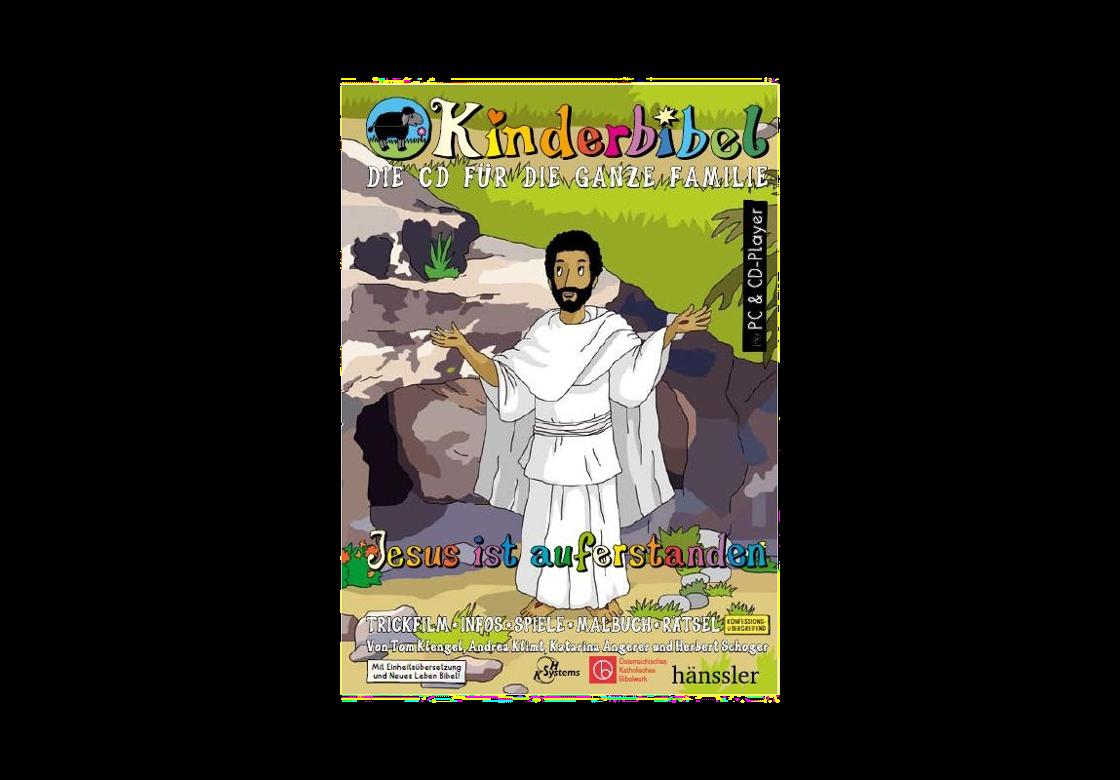Kinderbibel.at CD-ROM Jesus ist auferstanden
