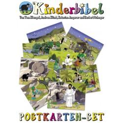 """Postkarten-Puzzle """"Die Geschichte von Jesus nach Lukas"""""""